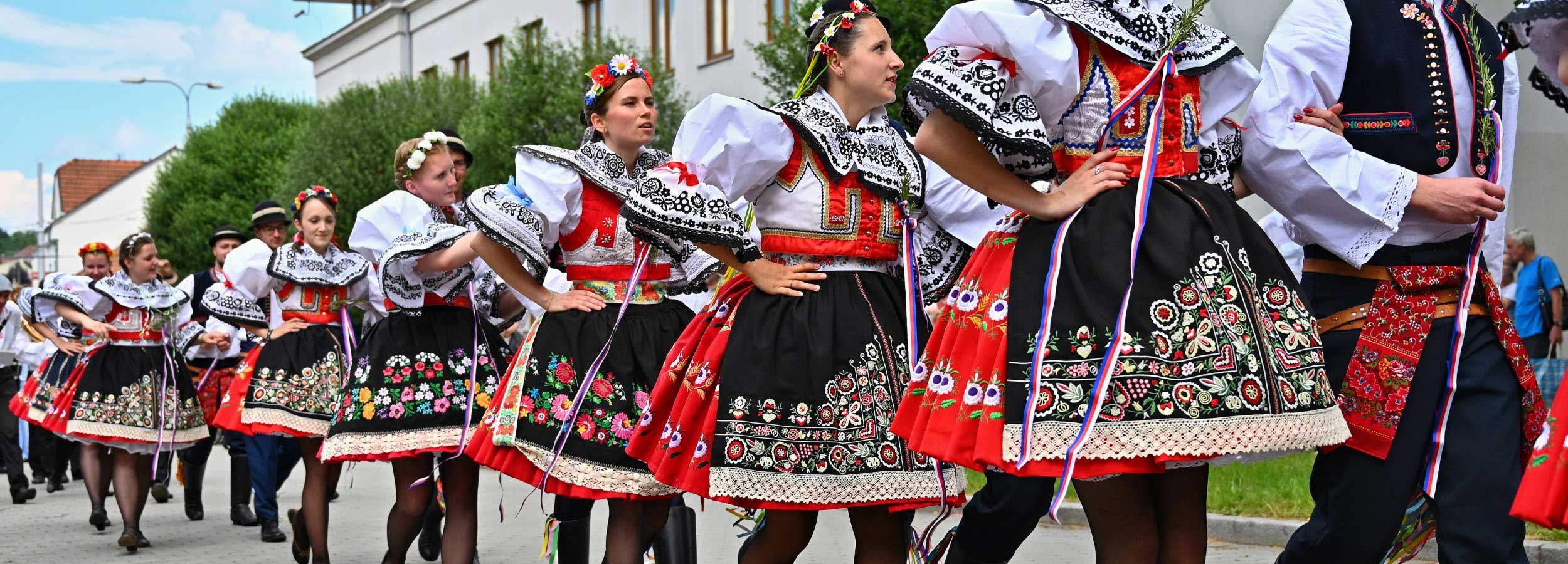 May / August: Costume Feast and Hlohovec Festival