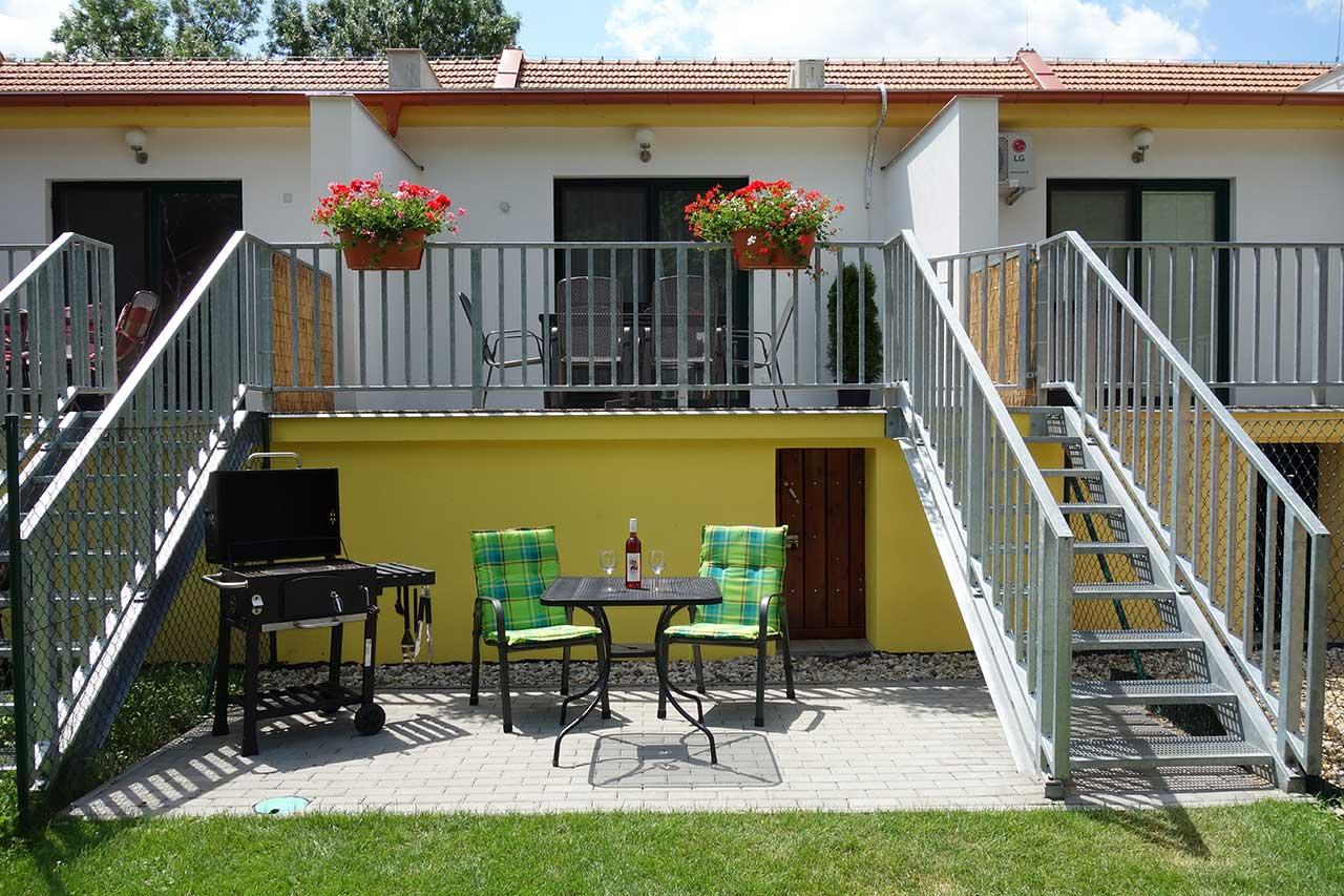 Lednicko-valtický Apartmán Hlohovec
