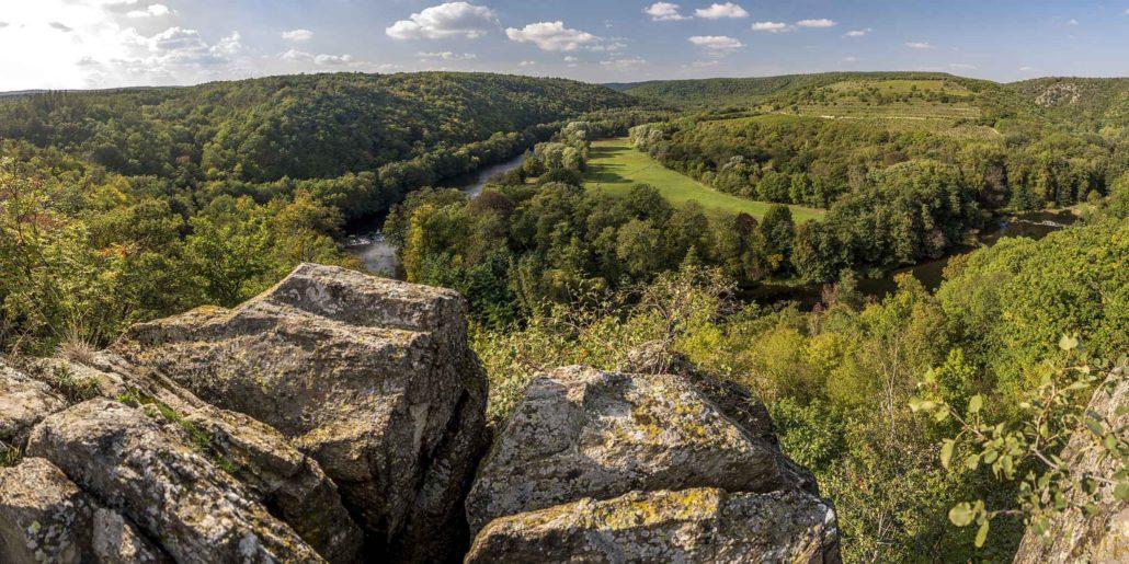Znaim und Nationalpark Podyjí
