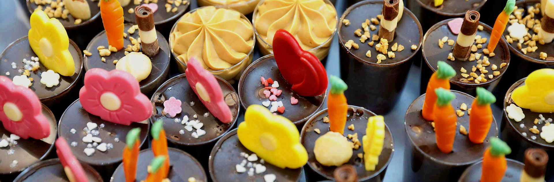 Oktober: Schokoladenfestival in Valtice